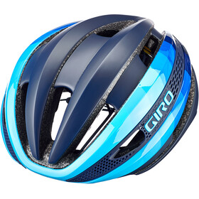 Giro Synthe MIPS Casque, matte iceberg/midnight bars